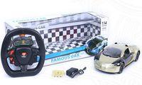 OP М03.244 Автомобиль 1:14 Д /У, аккумулятор и свет