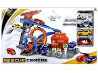 """купить Паркинг """"Rescue Centre"""" (3 машины+вертолет) 45.5X26.5cm в Кишинёве"""