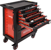 Ящик с инструментом Yato 211 ед. (yt-55290)