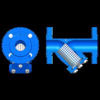 купить Фильтр  dn 65 фланцевый чугун PN10-16, L=290mm (4-19) Wato 4 отверстий в Кишинёве