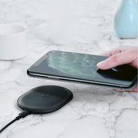 Зарядное устройство беспроводное Baseus Cobble wireless charger 15W(QiEPP)