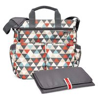 Сумка для мамы Skip Hop Duo Signature Heather Triangles