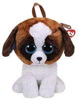 Ty Duke Brown-White Dog 25cm (TY95011)