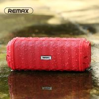 Remax Bluetooth Speaker RB-M12, Waterproof, Red
