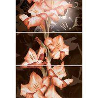 Latina Ceramica Декор Mural Legno 25x50см 3шт