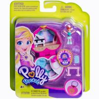 Кукла Barbie Polly Pocket TIny Pocket Places Asst