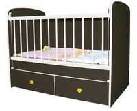 Bambini Double Walnut White