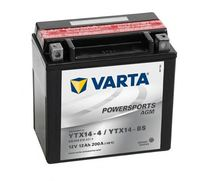 Аккумулятор VARTA  12V 200AH  M6 018 AGM YTX14-BS