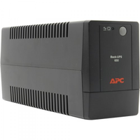 APC BX650LI-GR, черный