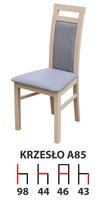 Деревянный стул A85