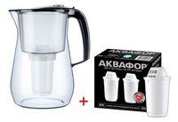 Фильтр-кувшин для воды Aquaphor ПРОВАНС + 2 картриджа A5 Mg+