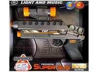 купить Пистолет с оптическим прицелом музыкальный 222 в Кишинёве