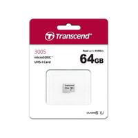 Transcend.64GB MicroSD (Class 10) UHS-I (U1) ,