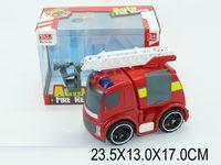 Пожарная машина со звуком и светом