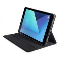 "Tucano Folio Case for Galaxy Tab S3 T820/T825 9.7"" Black"