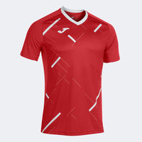 Tricou JOMA - TIGER III T-SHIRT RED WHITE