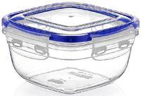 Аксессуар для кухни Dunya Plastik 30102 Контейнер квадратный 0,5L