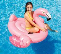 Flamingo gonflabil Intex 57558