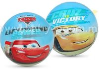 "Color Baby 48272 Мяч ""Cars"" (14 см.) в асс."