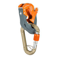 Страховочно-спусковое устройство Climbing Technology Click Up Kit+, 8,5-11,0 mm, 2K670BWBSYB