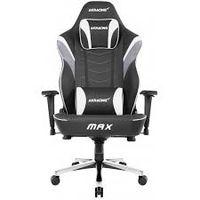 Игровое кресло AKRacing Master Max AK-MAX-WT, белое,