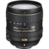 Nikon 16-80mm f/2.8-4E ED VR (NEW Lens) DX Filter 72mm AF-S, Zoom Lenses