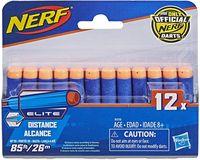 Hasbro Nerf Dart Refill 12pcs (A0350)