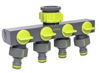 Коллектор LIME LINE с выпускными клапанами 1 '' или 3/4 '', LE-03033K