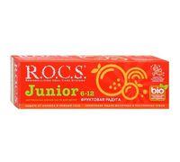 """купить R.O.C.S Зубная паста для подростков """"Фруктовая Радуга""""(6-12) 474584 в Кишинёве"""
