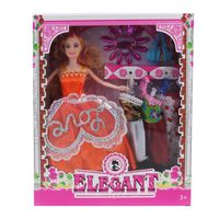 Essa Toys кукла fashion