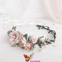 """купить Венок невесты """"Нежность"""" в Кишинёве"""