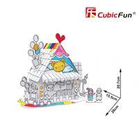 3D PUZZLE Toy House