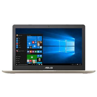 ASUS N580VD (CORE I5-7300HQ 8GB 256GB+1TB) IPS FULL HD, золотистый