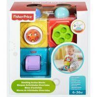 Fisher-Price Двигающиеся кубики Яркие