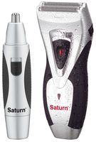 Бритва электрическая Saturn ST-HC7392 Набор (бритва+триммер)