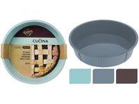 купить Форма для выпечки Cucina D27cm, H6cm, силикон в Кишинёве