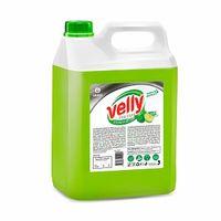 Lichid pentru spălarea vaselor Velly 5000gr Premium lime și mentă