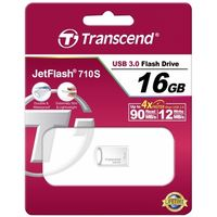 Flash Drive Transcend JetFlash 710S Silver 16Gb