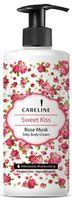 купить 26.56 CARELINE Крем для тела Sweet Kiss Rose Musk (400 мл.) 992386 в Кишинёве