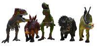 """Color Baby 42677 Фигурка """"Динозавр"""" в асс. (6 шт.)"""