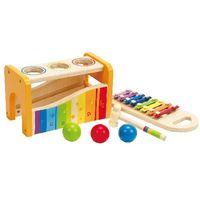 Hape Деревянная игрушка Ксилофон с шариками