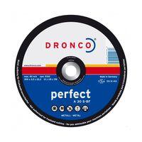Dronco Диск шлифовальный 300мм A30S