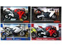 Мотоцикл модель 1:12 22X13X8.5cm