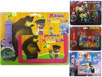 купить Набор детский: часы+кошелек в Кишинёве