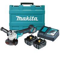 Углошлифовальная машина Makita DGA511RTE