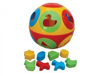 Teхнок-Интелком Куб Умный малыш шар
