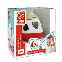 Hape Деревянная игрушка Bell Rattle