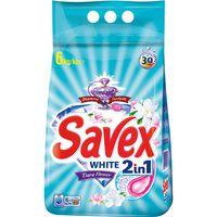 Detergent SAVEX  4 kg automat POWERZYME WHITE