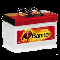 BANNER POWER BULL 77 Ah Professional
