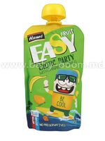 """Hame пюре """"Easy Fruit"""" яблоко с бананом, манго, морковь 110г"""